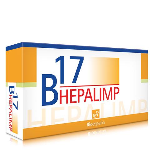 Caja producto B17 Hepalimp