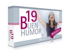 Caja nutricosmético B19 Buen Humor