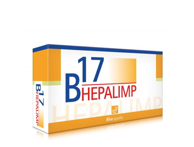 Imagen del estuche del B17 Hepalimp
