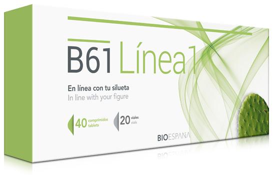 Imagen del estuche del B61 Linea 1