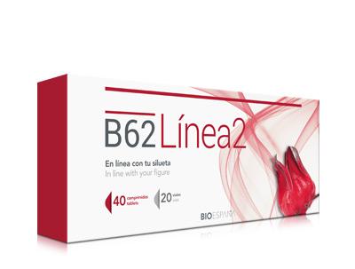 Imagen del estuche del B62 Linea 2
