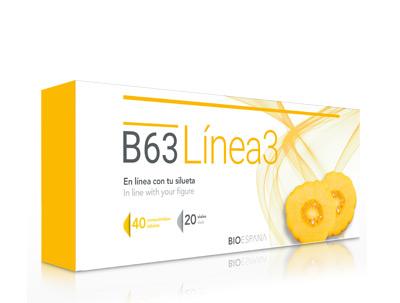 Imagen del estuche del B63 Linea 3