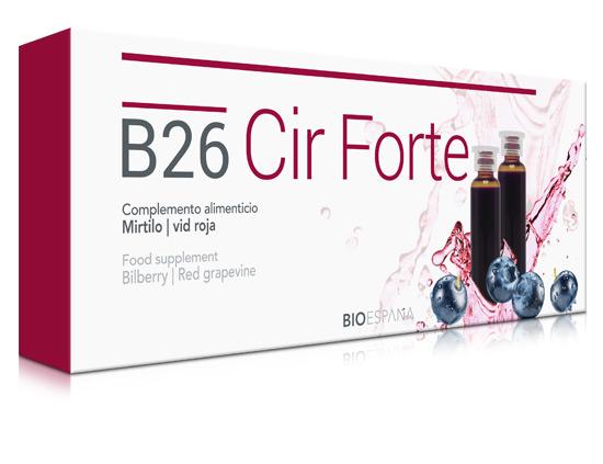 Imagen del B26 Cir Forte