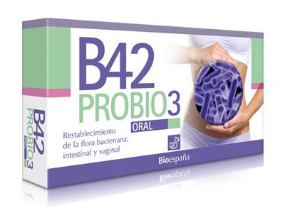 Imagen del B42 Probio3 Oral