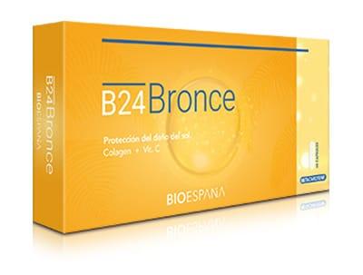 Imagen del estuche del B24 Bronce