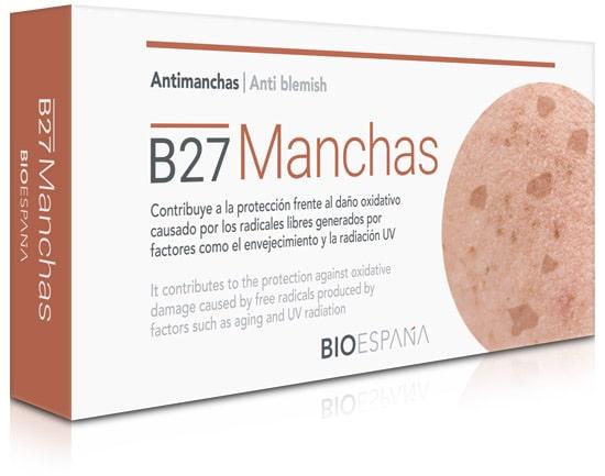 B27 Manchas